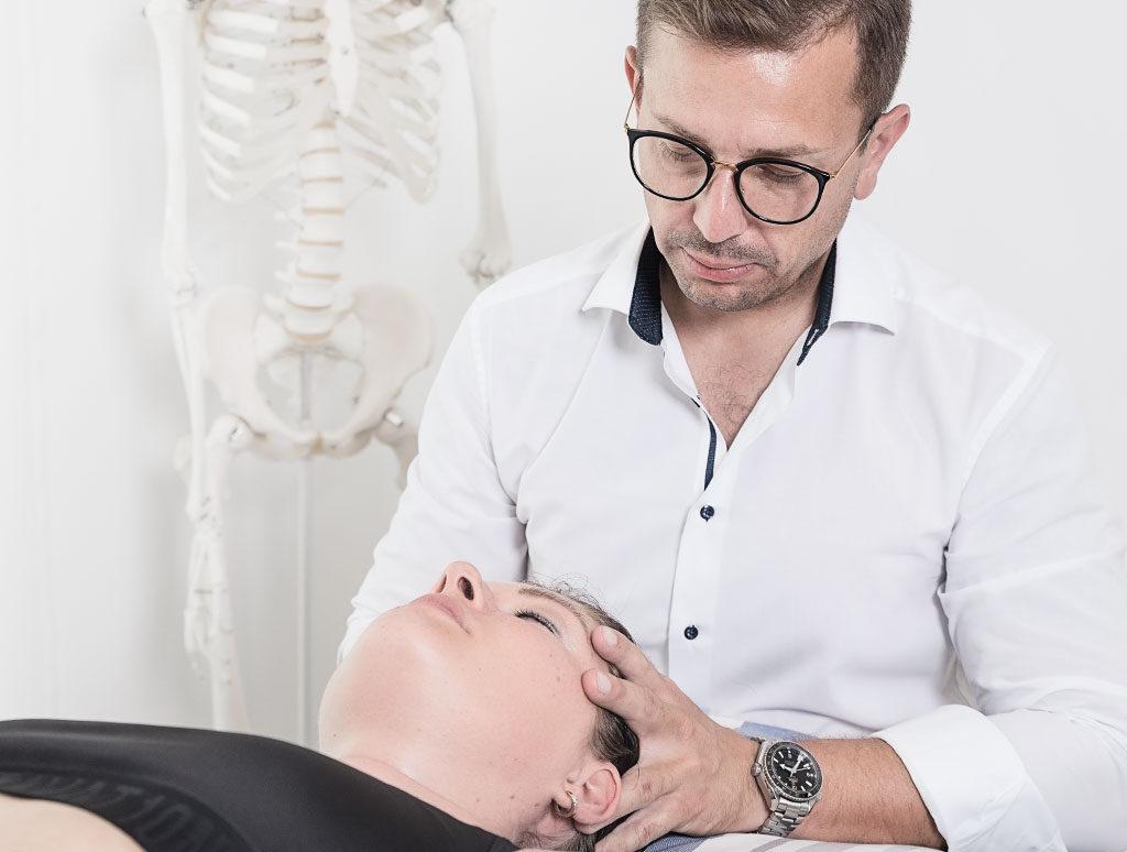 Behandlung Patient von Lorenz Rabanter