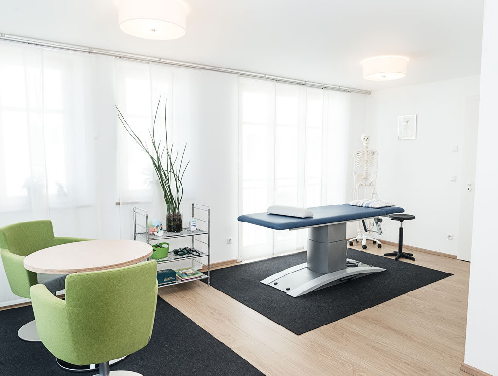 Osteopathie Rabanter Office